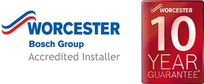 Accredited Worcester Bosch Installer in Hertford