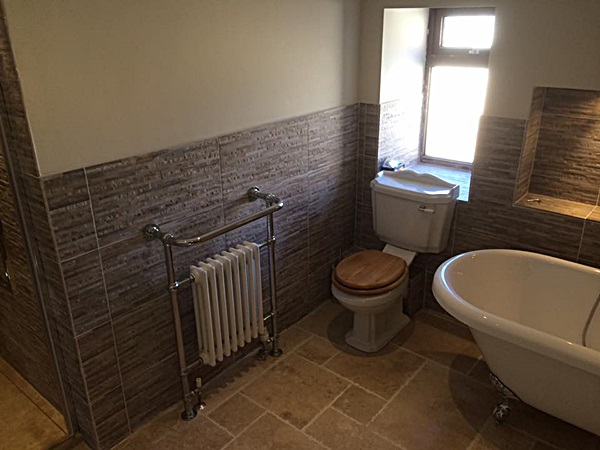 Bathroom installer in Hertfordshire