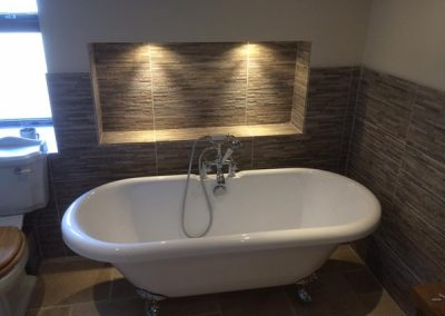 Complete bathroom installations in Buntingford