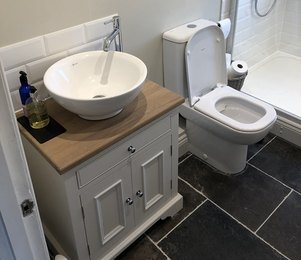 Bathroom refits in Hertfordshire